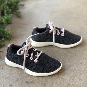 allbirds Shoes - Allbirds Gray Lavender Wool Runners Sneakers